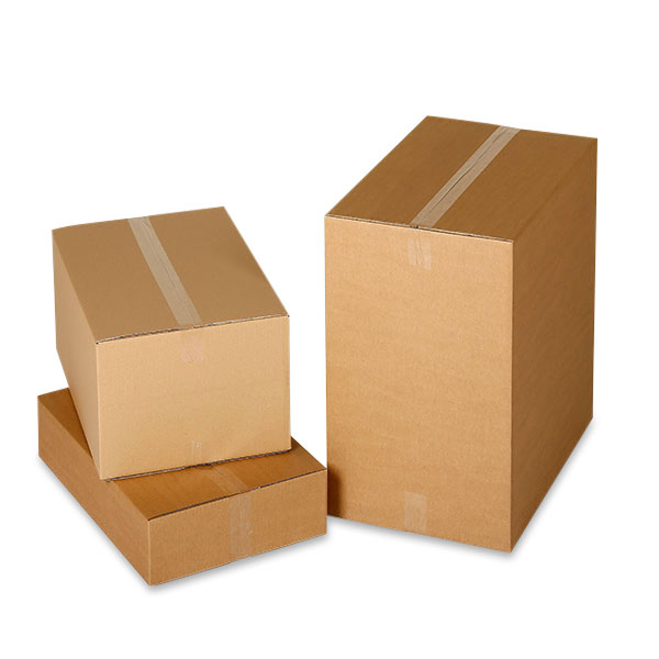 Kasser til pakkeboks