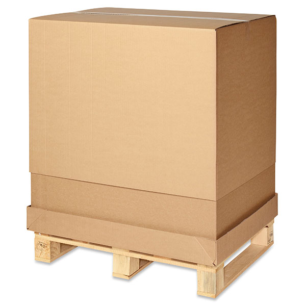 1/2 pallecontainere