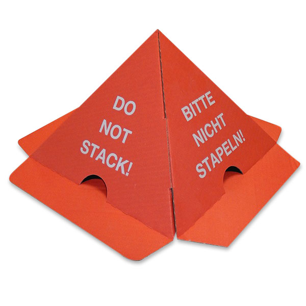 "Pallepyramide ""Do not stack"""