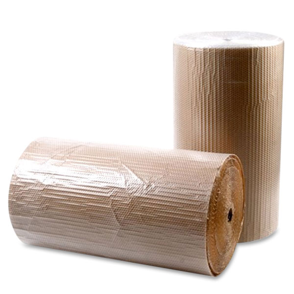 Boblefolie m/papir