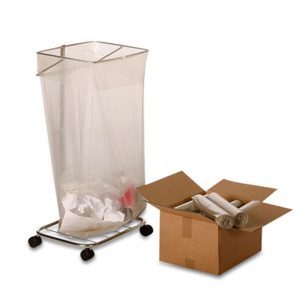 Affaldssække plastik