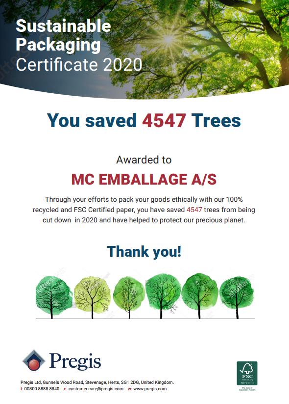 Pregis_2020_Tree_certificate