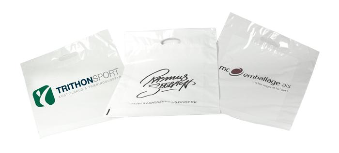 Bærepose med logo